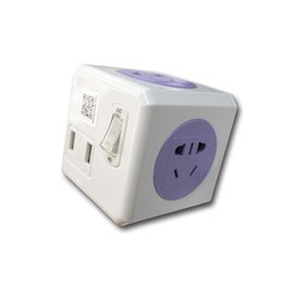 Wholesale Wifi Smart Power Socket Outlet Switch US Plug Turn On off Electronics Monitoring Energy Usage Remote Control Timing Function From Anywhere