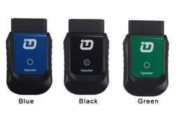 Wholesale MANUFACTURE Original Vpecker Easydiag Wireless OBDII Full Diagnostic Tool V6 Support Color factory offer CE FCC ROHS