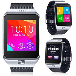 S28 Smart Watch For Android Samsung Support Bluetooth SIM Card Slot Smart Health Watch Retail Package Free Shipping DZ09 GTO8