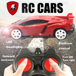 Wholesale Zorn toys rc cars toys Veneno radio control vehicles remote control car remote car Channel LED Headlight