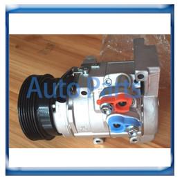 10S20C air conditioner compressor for Kia Grand Carnival 3.8