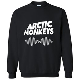 Wholesale autumn American apparel music band rock and roll artic monkeys hip hop pullover man hoodies sweatshirt sportswear moleton