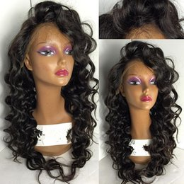 Brazilian Hair full lace human hair wigs Glueless lace front human hair wigs body wave u part wigs for black women