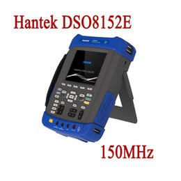 Wholesale Hantek DSO8152E USB Generator Handheld Digital Oscilloscope Lcd PC Based MHz DMM Automotive Osciloscopio Logic Analyzer