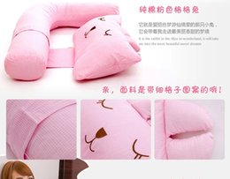 new arrival F-shape pregnancy pillow soft breathable maternity women sleep pillow breastfeeding nursing support waist pillow