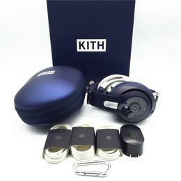 Wholesale Grade AAA KITH Wireless Beats studio Headphones Noise Cancel Bluetooth Used Headset with retail box