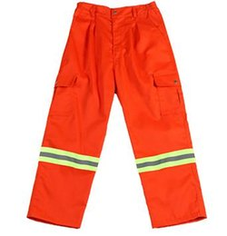 Wholesale-Sanitation workers Reflective pant reflective safety clothing Labor reflective garment warning reflective ribbon safety trousers