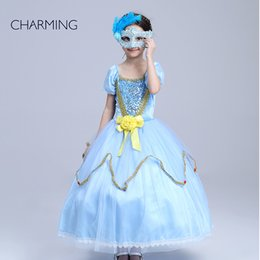 Wholesale party dresses for girls kids boutique clothing chinese websites goods for sale high quality best selling Cosplay dress