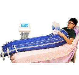 Wholesale 24 Air Bags Ballancer Body Massage Air Pressure Pressotherapy Lymph Drainage Pants Wight Loss Salon Equipment