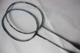 Wholesale NR NR badminton rackets carbon T joint lbs High Quality NanoRay badminton racquet