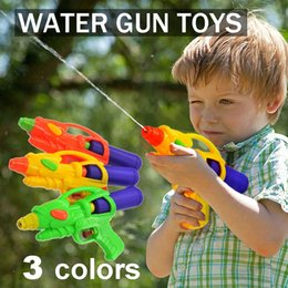 Wholesale zorn toys Water gun Beach Toys Large capacity Water Pistols Children s plastic gun CM Toys