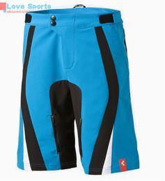 Mayor-Más nuevo Cubo Hombres Pantalones cortos de ciclista en bicicleta corta MTB Downhill Motorcross del ciclo del babero ropa de la bicicleta Moto Pantalones cortos de ciclista desde baberos ciclismo cubo fabricantes