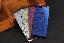 3D Diamond Color Mirror Tempered Glass Screen Protector 0.3mm chrome film for iphone6 iphone6 plus 20