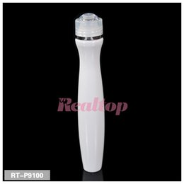 Wholesale China post Air Mail Steel Eye Ball Massager Bead Perfume Bottle Is Empty Eye Cream Massage Essence Liquid Bottle
