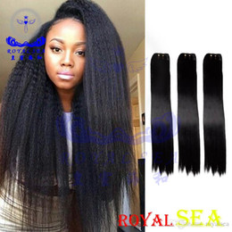 Wholesale Royal Sea Light Hair Bun Extension Promotion Short Hair Cut Yaki Straight Indian Remy Hair Weave Perruques Yaki Extensiones