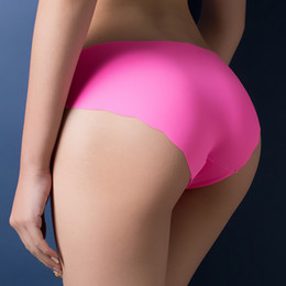 Wholesale Special Offer New seamless Top DuPont Fabric Ultra thin Comfort No trace Women Underwear Panties Briefs