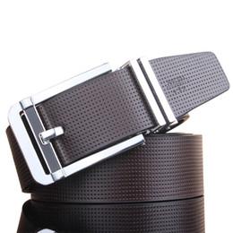 Wholesale Factory promotion new summer designer belts business men leather belt pin buckle belts leisure super soft man belts
