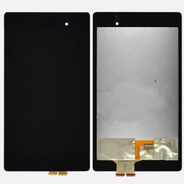 Promotion écran tactile google Écran LCD LCD de qualité AAA avec assemblage de numériseur tactile pour Asus Google Nexus 7 2ème génération 2013