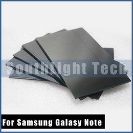 Wholesale Original Material For Samsung Galaxy Note i9220 N7000 LCD Polarizer Film GT-I9220 GT-N7000 LCD Polarized Polarizing Light Film