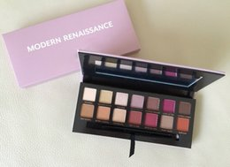 Wholesale lowest price AAA quality HOT makeup beverly hills MODERN RENAISSANCE COLOR EYE SHADOW PALETTE