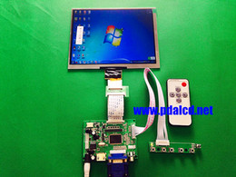Wholesale HDMI VGA AV Control Driver Board quot inch HE080IA D IPS high definition LCD Display For Raspberry Pi