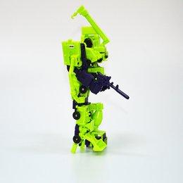 Wholesale Boilding Soldiers Hot Sale Super changeble Toys Transformation Robots Action Cars Robot Kit C Plastic Kids Toys