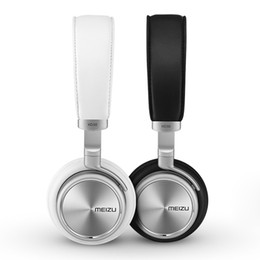 Wholesale Original Meizu HD50 Headphones Headhand HIFI Aluminium alloy shell Less than of low distortion Superfine fibre diaphragm PA3380