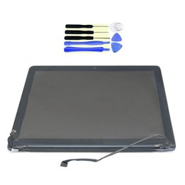 Wholesale New LCD Display Screen Assembly for Apple MacBook Pro quot A1278 First half