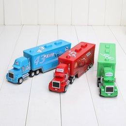 Wholesale Mack colorful hauler Pixar Zinc Alloy Car Hick Thai Cars Chick Lightning car Kid Truck