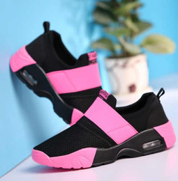 Wholesale Air sports shoes Shoes for men and women Fashion lovers casual shoes Air cushion light net surface shoes sales