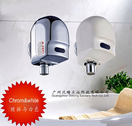 Wholesale small sensor faucet touch free tap cock auto spout faucet medical hands washer