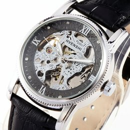 Wholesale sell like hot cakes Genuine super deluxe hollow engraving automatic double sided hollow automatic mechanical watch for men watches business