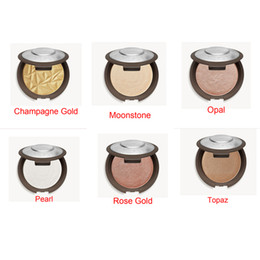 Wholesale Presell Becca Shimmering Skin Perfector Pressed Moonstone Pearl Opal Rose Gold Champagne Pop