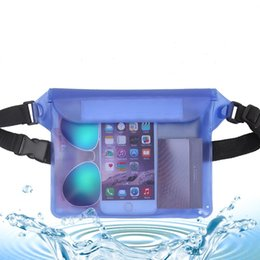 Wholesale Waterproof Pouch Snowproof Dirtproof Sandproof Case Bag with Super Lightweight and Bigger Space Adjustable and Extra Long Belt
