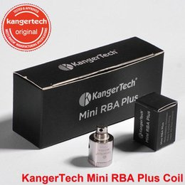 100% Original Kangertech Subtank Mini RBA Plus Coil Kangertech Mini RBA Deck for Subtank Mini Subtank Plus