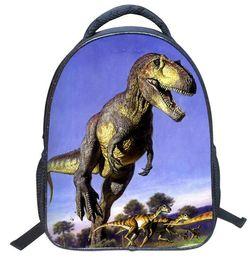 2017 enfants de bande dessinée étudiants sacs Jurassic Park World sacs Cartoon School pour les garçons Kids Student Shoulder Backpack cadeau pour garçons Taille 1 pcs drop ship enfants de bande dessinée étudiants sacs offres