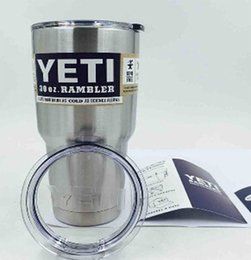 Wholesale Hotest yeti and Plastic Handles for oz Yeti Rambler Tumbler Cups Secure Holder For Young Yeti oz Stainless Steel Insulated Tumbler Mugs