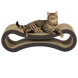 Wholesale Best Choice Products Cat Scratcher Kitten Lounge Pet Scratching Kitty Bed Toy