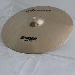 Chinese Arborea Dragon series 100% traditional handmade 20inch medium ride drum cymbal for sale from china