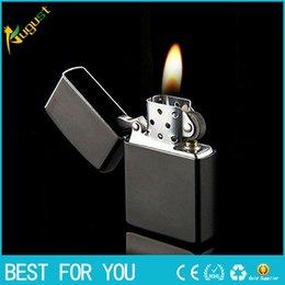 Wholesale hot sale Oil Lighter Cigarette lighter USB lighter butane lighter windproof lighter Oil Cigarette lighter Smoking Fuel Lighter