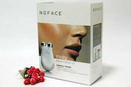 Wholesale Laser Device Face - 2015 Best Sell Trinity PRO Facial Toning Device PROFESIONAL SERIES TRAINER KIT SEALED!!Face Massager VS Tripollar Stop.