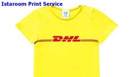 Wholesale promotional logo print service for t shirt polo custom sports products business company promotion car exhibition advertising tshirt