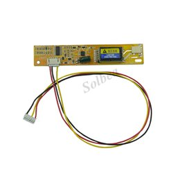 Wholesale pc Lamp Backlight Laptop LCD CCFL Inverter Board For Raspberry PI quot Inch LCD Screen Display Panel Module freeshipping