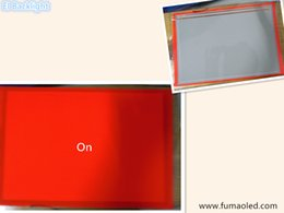 Wholesale 2 A3 EL Backlight In Red Color With Long life Time And High Quality v Inverter With Any Country Plug