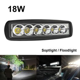 Wholesale 1550LM Mini Inch W V CREE LED Work Light Bar Car Work light Lamp for Boating Hunting Fishing Offroad CLT_401