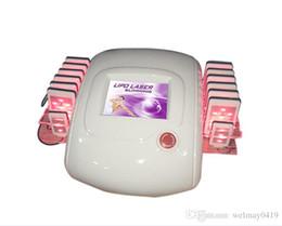 2016 popular Laser Slimming Lipo Laser Fat Removal machine  Body Shaping lipo laser Machine