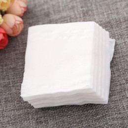 Wholesale Daily Facial Makeup Cleansing Cosmetic Cotton Attirer Puff Pads Manicure Pedicure Face Beauty Girls