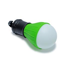 Wholesale Soft Light Outdoor Hanging LED Camping Tent Light Bulb Fishing Lantern lighting Lamp