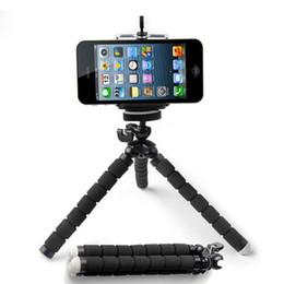 Wholesale-Flexible Octopus TrHead Bracket Phone Camera Holder Stand Mount for Meizu Pro 5 MX5 MX4 Pro MX3 M1 Note M2 Note