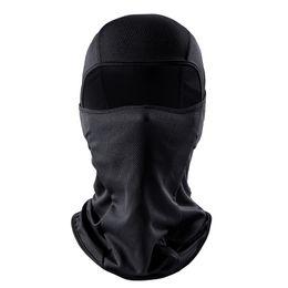 Qinglonglin Outdoor Sports UV Protective Sunscreen Balaclavas Full Face Mask For Motorcycle Riding and Fishing or Hiking Skiing Mask